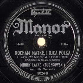 I love my mother and father (Kocham matkę i ojca), polka