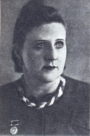 Maria Gustavovna Wiks. The photo. (Мария Густавовна Викс. Фотография.) (Belyaev)