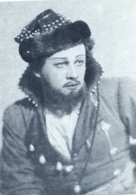 "N.K. Pechkovsky as a prince. ""Mermaid"". The photo. (Н.К. Печковский в роли князя. ""Русалка"". Фотография.) (Belyaev)"
