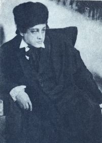"N.K. Pechkovsky as Lensky. ""Eugene Onegin"" Photography. (Н.К. Печковский в роли Ленского. ""Евгений Онегин"" Фотография.) (Belyaev)"