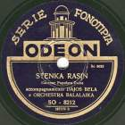 Stenka Rasin, folk song (max)