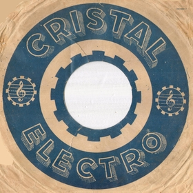 "Cristal-electro, 10"" (Cristal-electro, 250 mm) (mgj)"