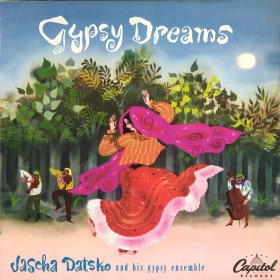 Gypsy Dreams - Jascha Datsko and his Gypsy Ensemble (bernikov)