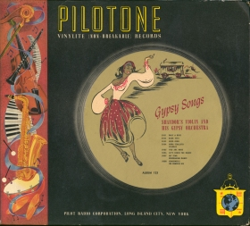 "Pilotone set 123 ""Gypsy Songs"" (Альбом Pilotone 123 ""Gypsy Songs"") (bernikov)"